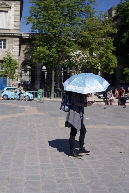 parapluie multifonction - 1