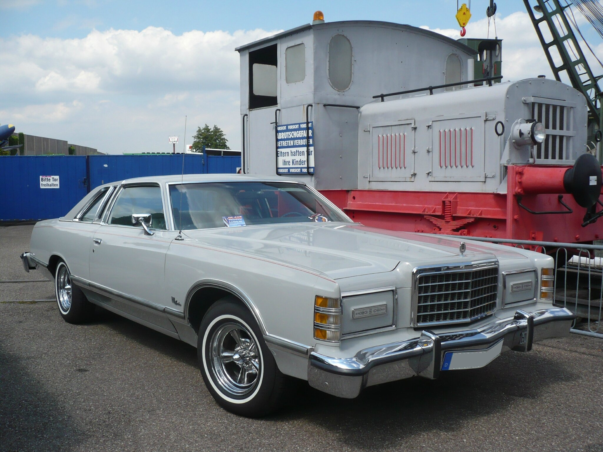 FORD Ltd Landau 2door coupé 1977 Sinsheim (1)