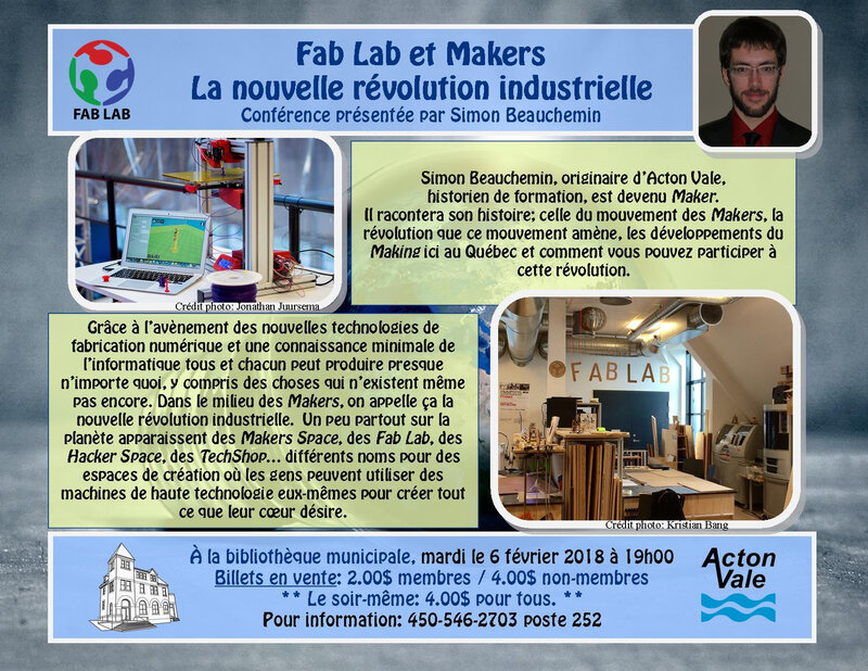 Affiche Makers 2