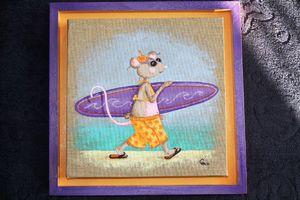 a-Tylia surfeuse