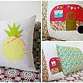Diy coussin ~ relooker son canapé