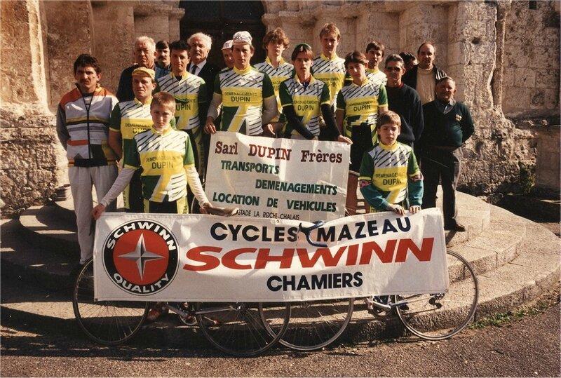 1992 ECRPB à Saint-Privat