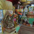 dans la grotte des bouddhas