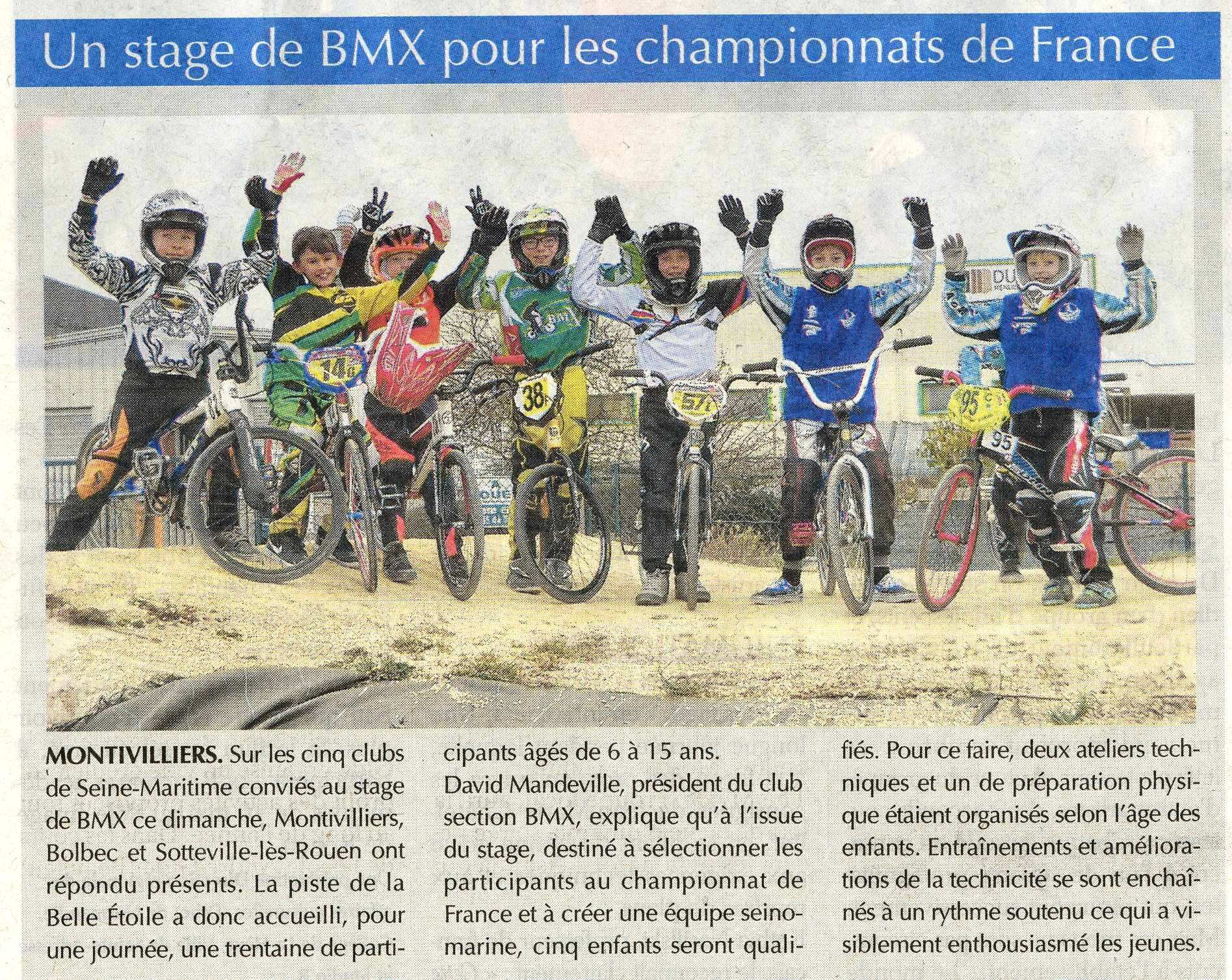 2016-03-20 Stage Montivilliers