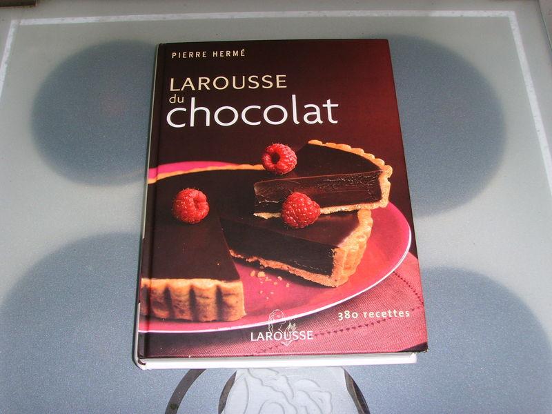 Larousse du chocolat, Pierre Hermé