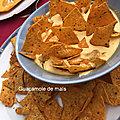 Guacamole de maïs