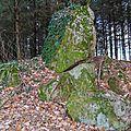 Randonnée du mardi 14 février après-midi - la pierre qui danse le breuil.