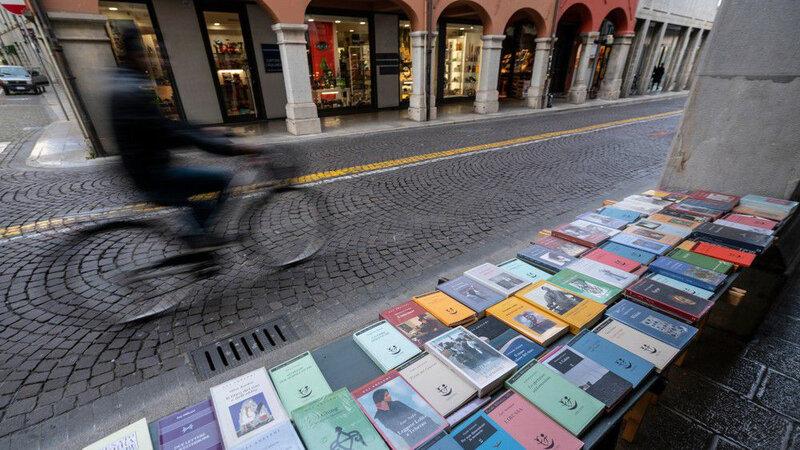 4.368 librairies en Italie