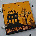 mini album Halloween
