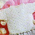 Catégorie 08 / Brassière naissance au crochet
