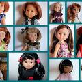 Ma petite famille de poupées