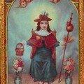 Le saint enfant jésus miraculeux d'atocha