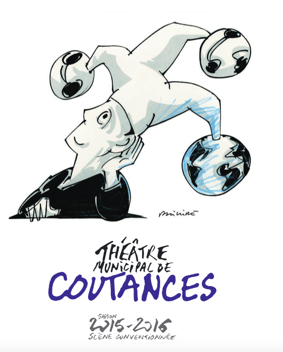 saison culturelle 2015 2016 Théâtre Municipale Coutances
