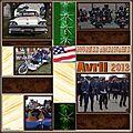 Journée américaine 2013