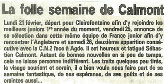 025 1168 - Calmont Sébastien