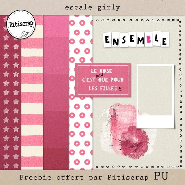 PBS-escale girly-Pitiscrap-0 preview
