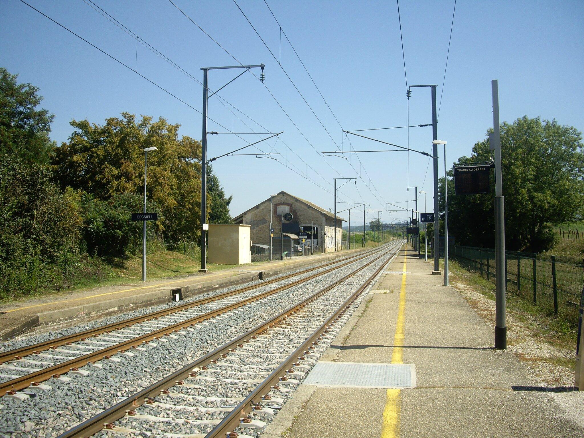 Cessieu (Isère - 38)