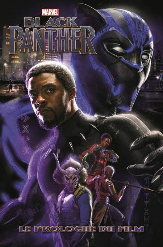 hors collection black panther le prologue du film