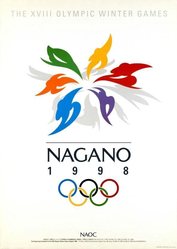 Jeux Olympiques 1998 à Nagano