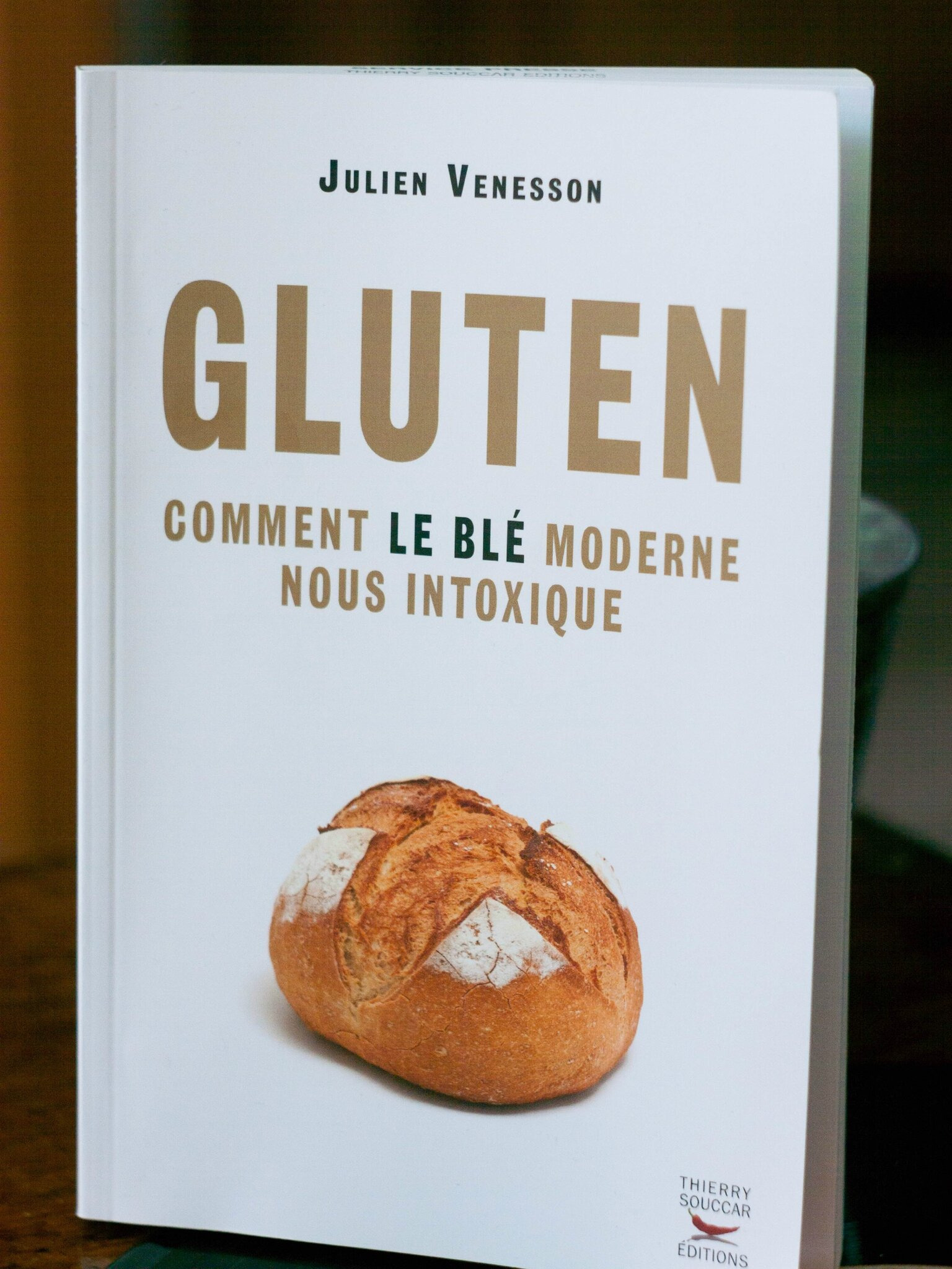 GLUTEN - JULIEN VENESSON - Editions Thierry Souccar - 5+++MISS/5