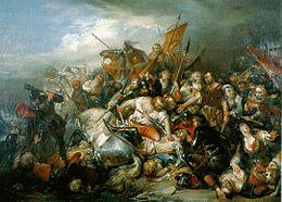 Bataille de Courtrai-Nicaise de Keyser 1836