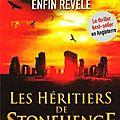 Les héritiers de stonehenge