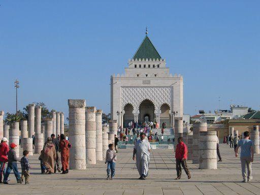 Rabat_Mausole_MohammedV