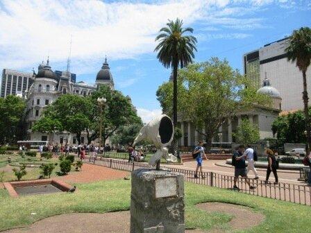 Foulard Place de Mayo