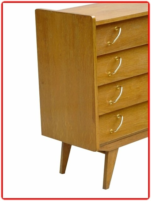 commode vintage 1960)