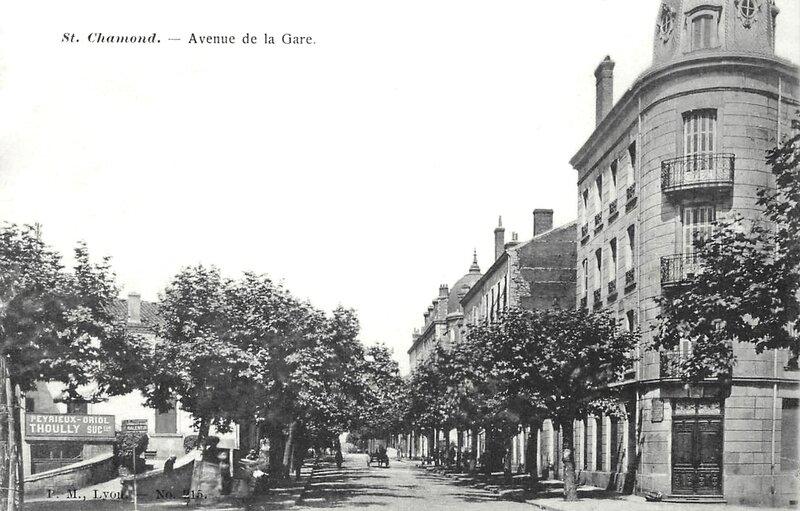 avenue de la Gare (1)