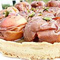 Tarte aux abricots de ph. conticini