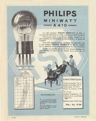 philips a410