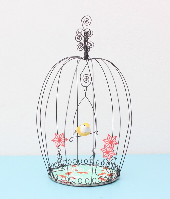cage poissons