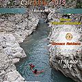 programme 2019 aquatique