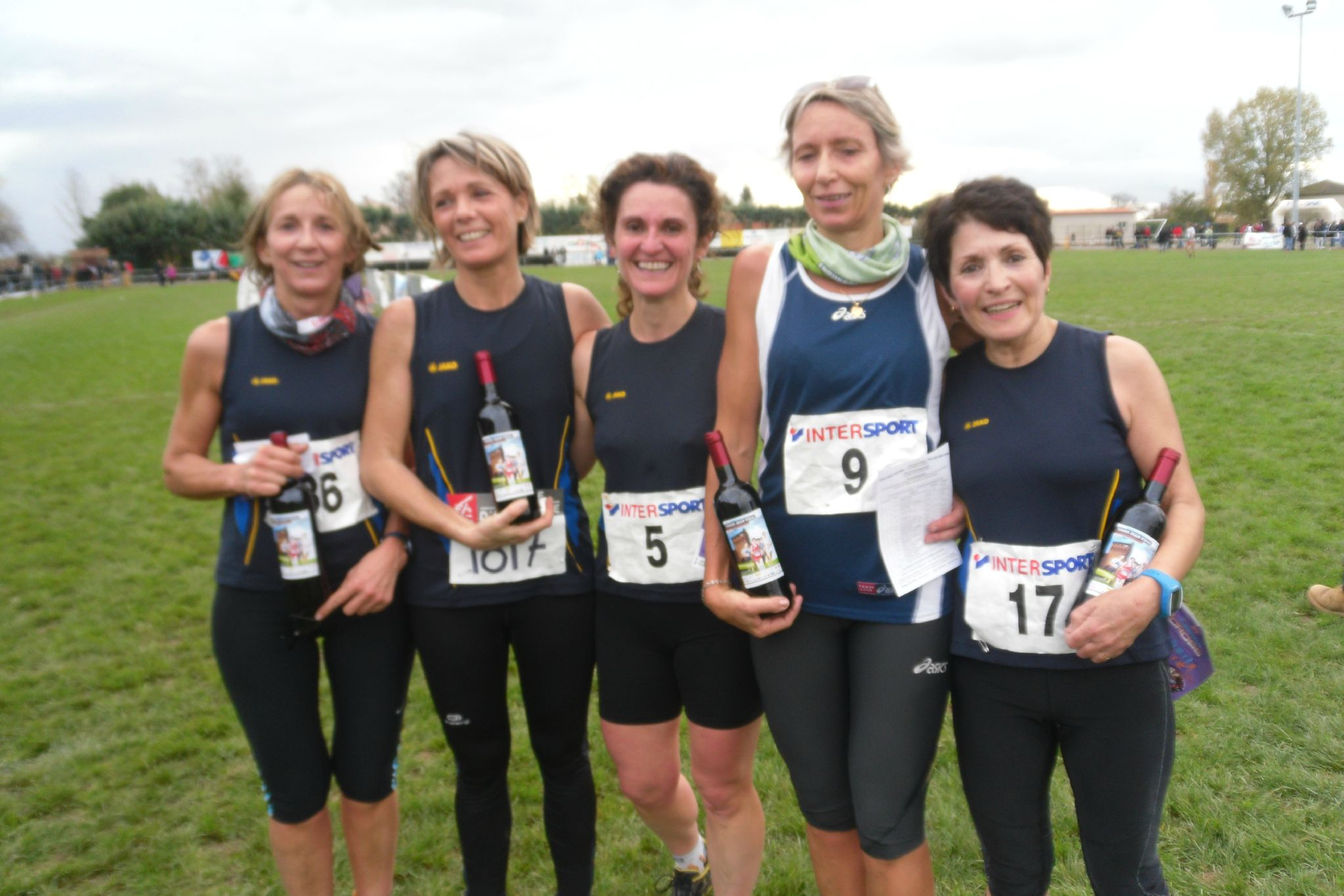 CROSS COUNTRY LESCURE (81) 11