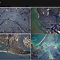 Pesquet : albums france + cities from space