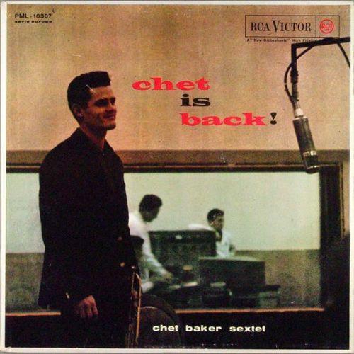 Chet Baker - 1962 - Chet is Back (RCA)