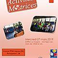 Sport adapté : activités motrices le 27 mars à montigny-les-metz