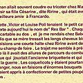 48 - 0099 - le chapeau de mon père - joseph denda & pierrette denda épouse lalande - 16 09 2008