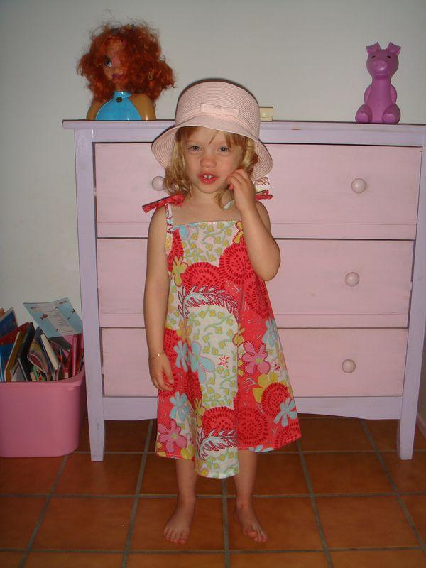 P'tite robe d'été