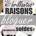 5 motivations pour ne pas bloguer demain !!!