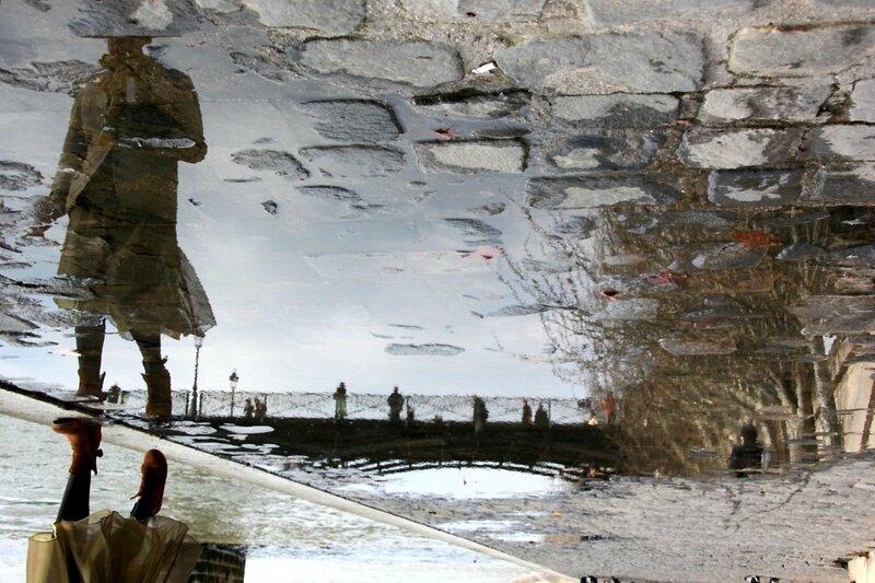 3-Reflet, silhouette Pt des Arts_9631