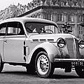 Renault juvaquatre.