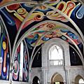 Une église surprenante, originale....