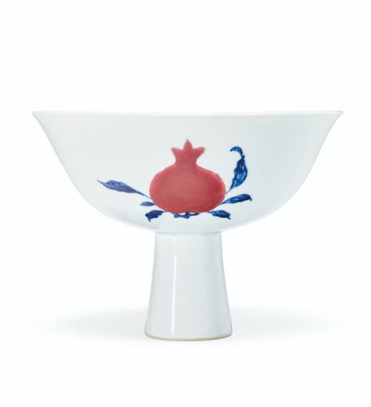 2021_NYR_19401_0717_002(a_rare_blue_and_white_and_copper-red_sanduo_stem_bowl_yongzheng_six-ch123456)