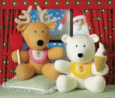 Traduction Reeinder and Polar Bear - Best Friends - Christmas Special - Jean Greenhowe