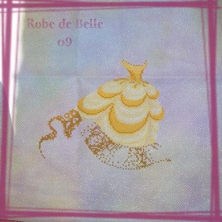 Robe de Belle 09