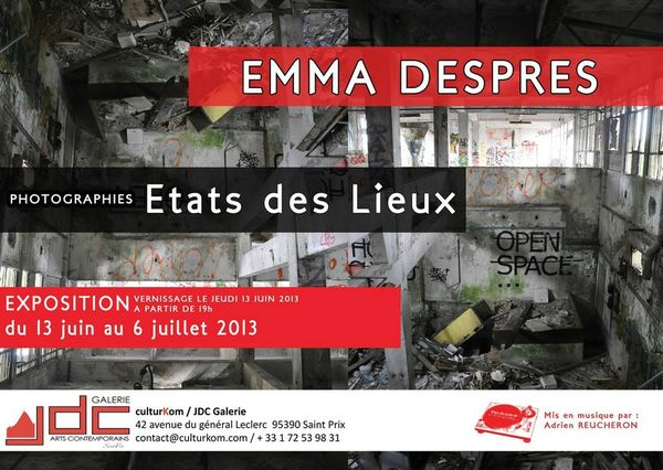 Expo EMMA DESPRES