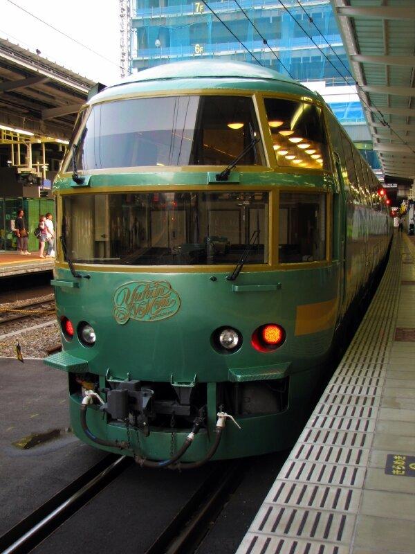 JR 71 Yufuin no mori, Hakata
