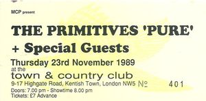 1989_11_The_Primitives_Town_and_Country_Club_Billet